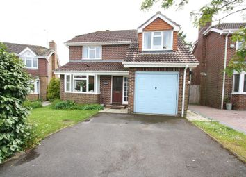 Thumbnail 4 bed detached house for sale in Linden Close, Waltham Chase, Southampton