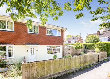 Thumbnail 3 bed semi-detached house for sale in Gosling Way, Sawston, Cambridge