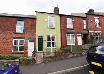 Thumbnail 2 bedroom terraced house for sale in Marion Road, Hillsborough, Sheffield