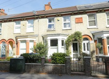 Thumbnail 3 bedroom terraced house for sale in Crabble Avenue, Dover