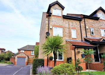 Thumbnail 3 bed town house for sale in Avon Close, St George