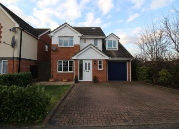 Thumbnail 5 bedroom detached house for sale in Burley Hill, Newhall, Harlow