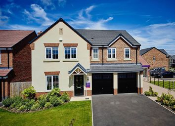Thumbnail 5 bed detached house for sale in Murrell Way, Shrewsbury