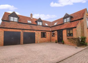 Thumbnail 4 bed barn conversion for sale in High Street, Whitchurch, Aylesbury