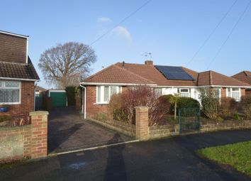Thumbnail 3 bed semi-detached bungalow for sale in Queens Crescent, Stubbington, Fareham