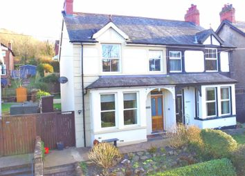 Thumbnail 3 bed semi-detached house for sale in Woodlands, Gyffin, Conwy