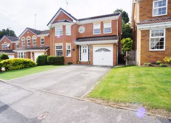 Thumbnail 4 bed detached house for sale in Dandy Mill View, Pontefract