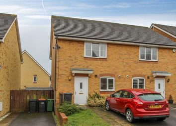 Thumbnail 2 bed semi-detached house for sale in Goodman Drive, Leighton Buzzard
