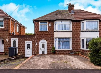 Thumbnail 3 bed semi-detached house for sale in Green Park Road, Northfield, Birmingham, West Midlands