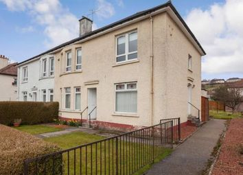 Thumbnail 2 bed flat for sale in Locksley Avenue, Knightswood, Glasgow