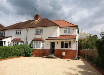Thumbnail 4 bed semi-detached house for sale in Hurst Road, Twyford