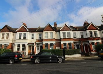 Thumbnail 3 bed flat to rent in Oakmead Road, London
