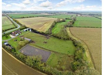 Thumbnail 4 bed detached bungalow for sale in Atterby, Market Rasen