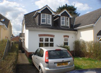 Thumbnail 4 bed semi-detached house to rent in Seymour Road, Ringwood