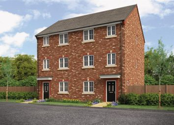 "Thumbnail 4 bed semi-detached house for sale in ""Beckett Alt"" at Smethurst Road, Billinge, Wigan"