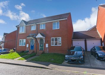 3 bed semi-detached house for sale in Well Field, Halstead CO9