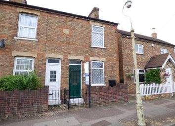 Thumbnail 2 bed end terrace house for sale in Cricket Lane, Bedford