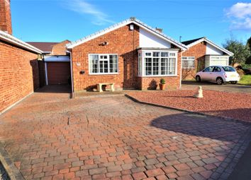 Thumbnail 2 bed detached bungalow for sale in Chadderton Drive, Chapel House, Newcastle Upon Tyne