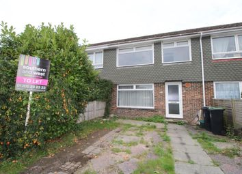 Thumbnail 3 bedroom town house to rent in Medway Road, Ferndown