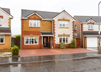 Thumbnail 4 bed detached house for sale in Miller Drive, Bishopbriggs, Glasgow