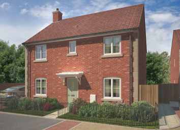 Thumbnail 4 bed detached house for sale in The Street, Broughton Gifford, Melksham