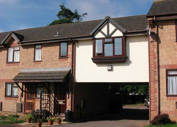 Thumbnail 1 bed flat to rent in Clare Drive, Tiverton