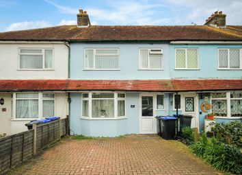 Thumbnail 3 bed terraced house for sale in Annweir Avenue, Lancing