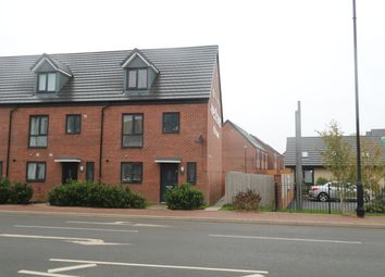 Thumbnail 4 bed town house for sale in Ffordd Y Mileniwm, Barry