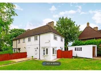 Thumbnail 3 bed semi-detached house to rent in Red Post Hill, London