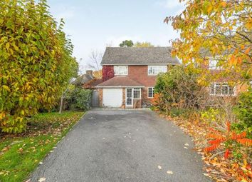 Thumbnail 5 bed detached house for sale in Delves Close, Ringmer, Lewes, East Sussex