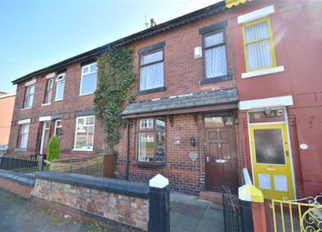 Thumbnail 3 bed terraced house to rent in Orange Hill Road, Prestwich, Manchester