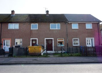 Thumbnail 3 bedroom terraced house for sale in Finmore Street, Dundee