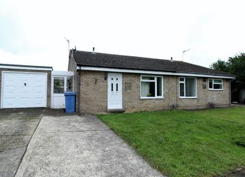 Thumbnail 2 bedroom semi-detached bungalow for sale in Windings Road, Elmsett, Ipswich