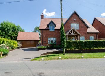 Thumbnail 4 bed detached house for sale in Withybed Lane, Inkberrow, Worcester