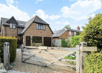 Thumbnail 4 bed detached house for sale in Weston Road, Upton Grey, Basingstoke