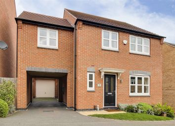 Thumbnail 4 bed detached house for sale in Woodhorn Close, Arnold, Nottinghamshire