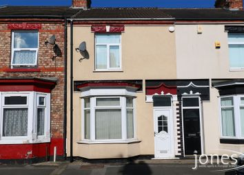 2 bed terraced house for sale in Marlborough Road, Stockton On Tees TS18