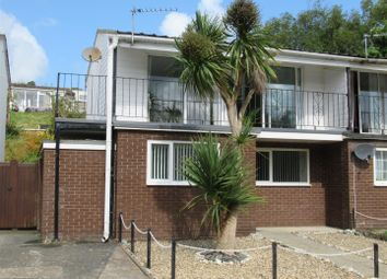 Thumbnail 2 bedroom end terrace house for sale in Manor Parade, Goodwick