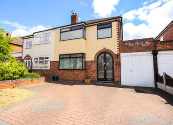 Thumbnail 3 bed semi-detached house for sale in Fairview Road, Wednesfield, Wolverhampton