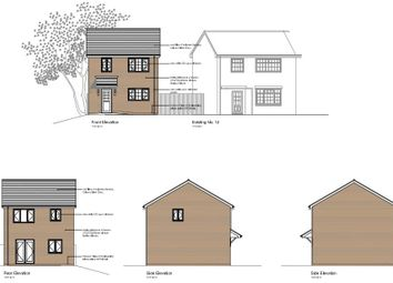 Thumbnail 3 bed detached house for sale in Mulberry Place, Bloxwich, Walsall