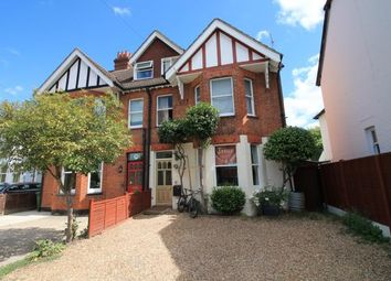 Thumbnail 6 bed semi-detached house for sale in Camberley, Surrey