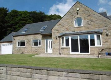 Thumbnail 4 bed detached house for sale in Henshaw Road, Walsden, Todmorden