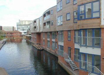 Thumbnail 1 bed flat for sale in Washington, Wharf, Birmingham, West Midlands