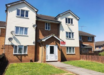 Thumbnail 2 bedroom flat to rent in Canterbury Close, Rowley Regis