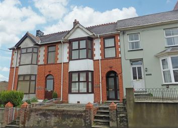 Thumbnail 3 bed terraced house for sale in Pencader