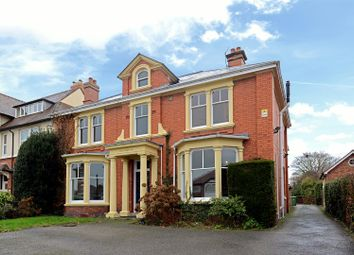 Thumbnail 5 bed detached house for sale in Hereford Road, Shrewsbury