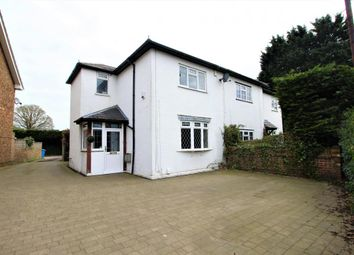 Thumbnail 3 bed semi-detached house for sale in Bridge Cottages, Hawley