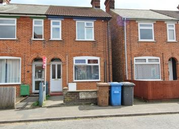 Thumbnail 3 bedroom semi-detached house for sale in Beaconsfield Road, West, Ipswich