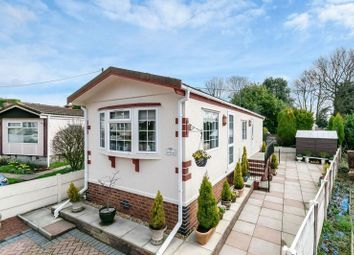 Thumbnail 2 bed mobile/park home for sale in Old Orchard, Halsnead Park, Prescot
