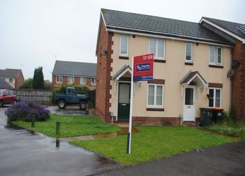 Thumbnail 2 bed end terrace house to rent in Bishop Close, Leighton Buzzard